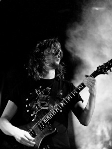 Mikael Åkerfeldt of Opeth at Summer Storm 2012