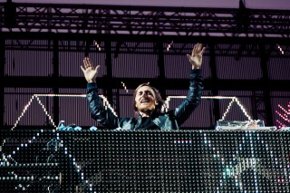 David Guetta at Invasion Festival 2012