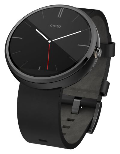 I quite like the look of the Moto 360